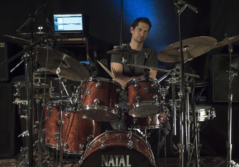 Oliver Zisko studio drummer on SoundBetter