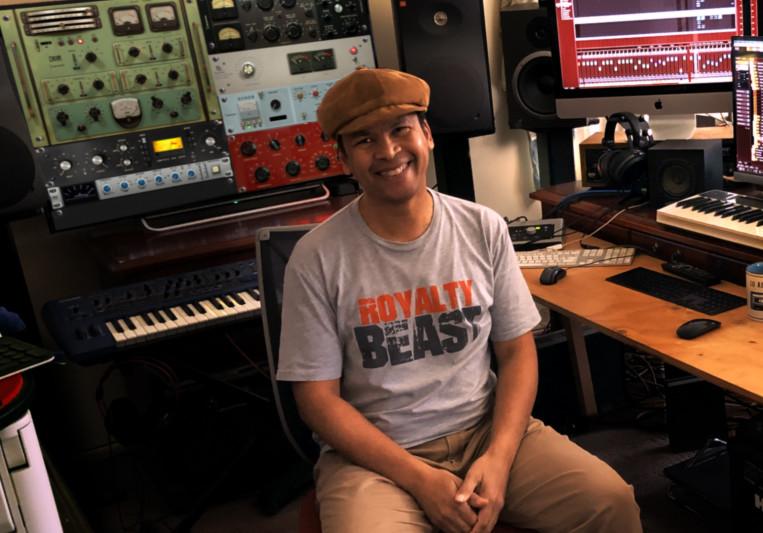 Chris M. Gordon on SoundBetter