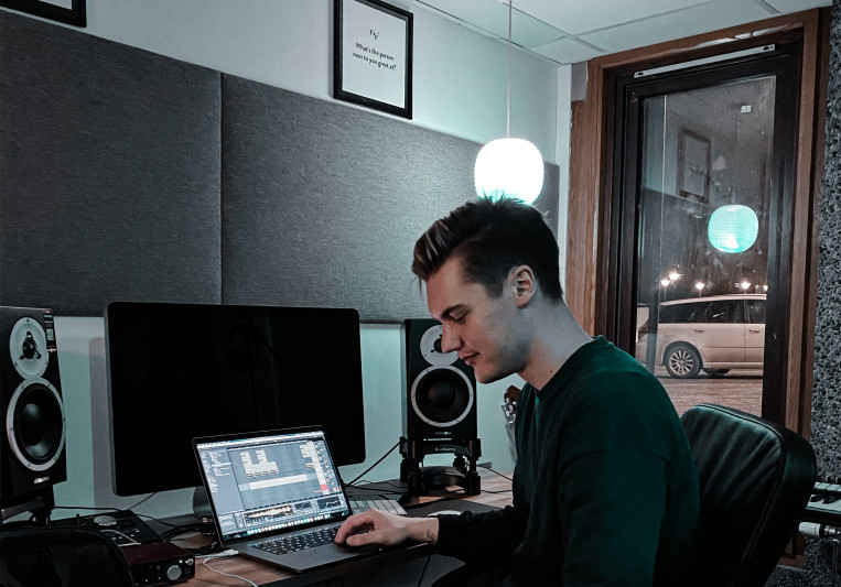 Einar E. Kvaløy on SoundBetter