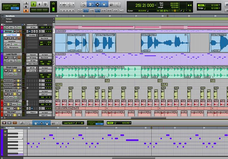 Justin G. on SoundBetter