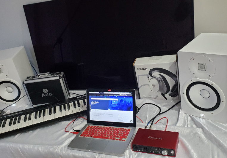 Alex Martin on SoundBetter