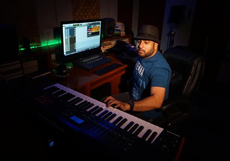 Rohan Solomon on SoundBetter