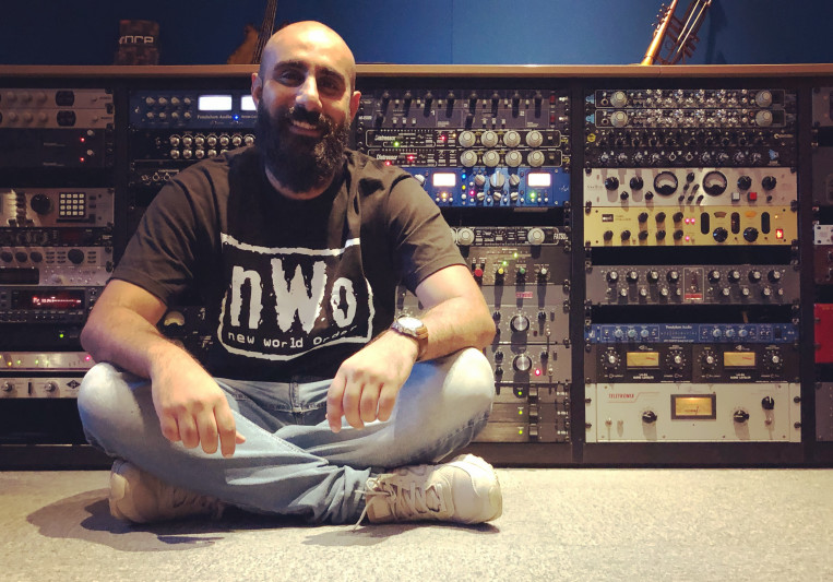 Ehab Khaled Fawzi on SoundBetter