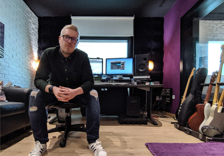 Russell F on SoundBetter