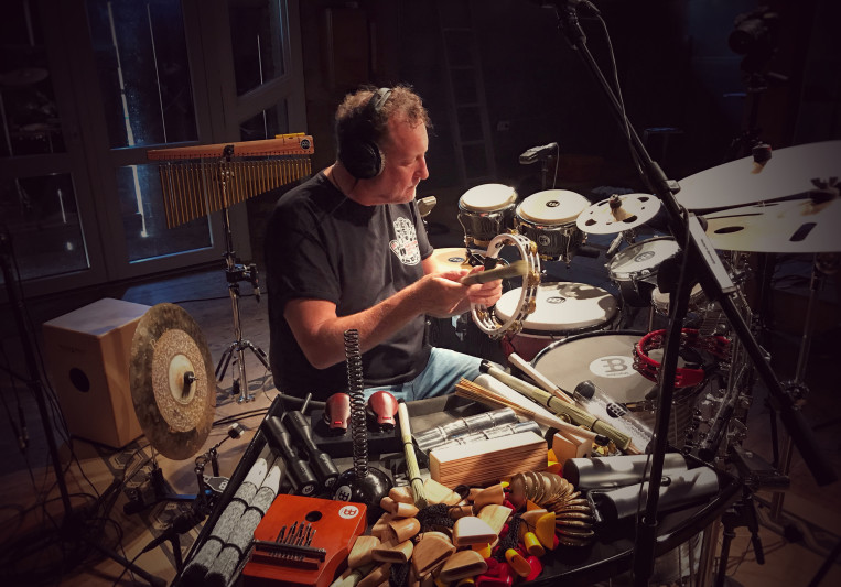 Stephan Maass Percussion on SoundBetter