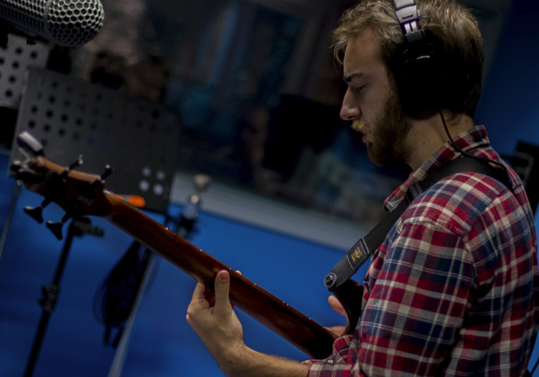 Iván Garía Oliver on SoundBetter