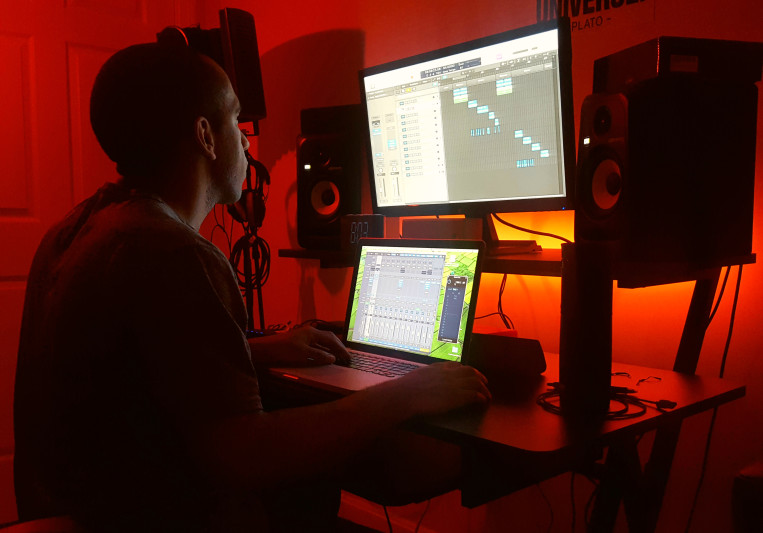 Caleb M Terry on SoundBetter