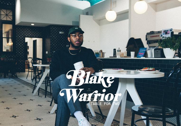 Blake Warrior on SoundBetter