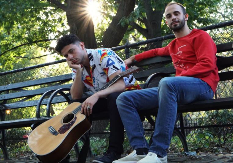 Seb Isaac and Chris Morris on SoundBetter