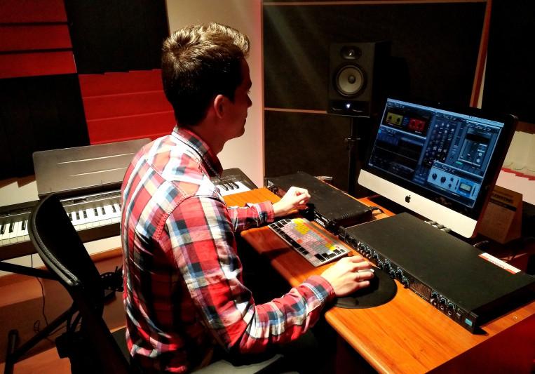 Nicolas David on SoundBetter