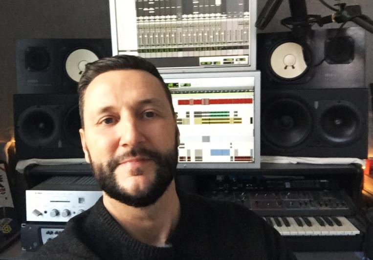 Gavin Bradley on SoundBetter