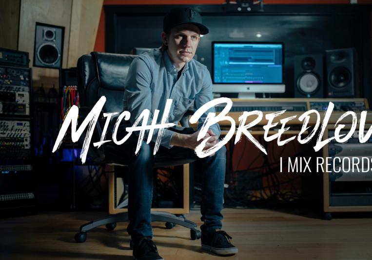 Micah Breedlove on SoundBetter