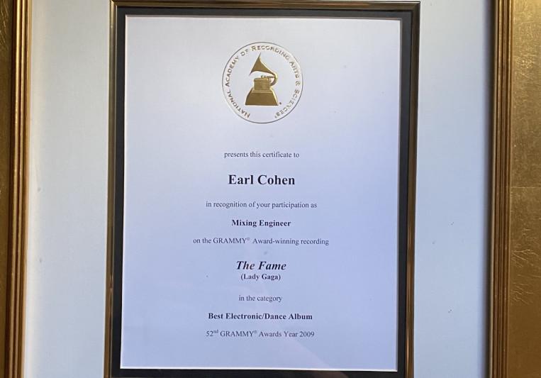 Earl Cohen on SoundBetter
