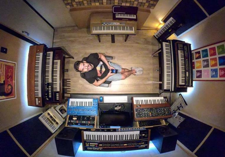Rodrigo Tavares on SoundBetter