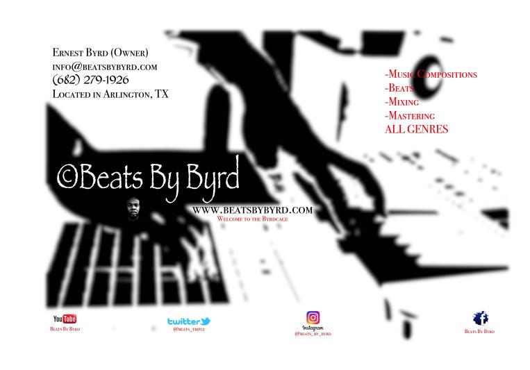 Beats By Byrd on SoundBetter