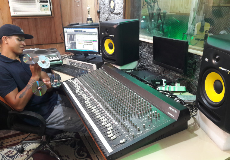 Diego Thekking on SoundBetter