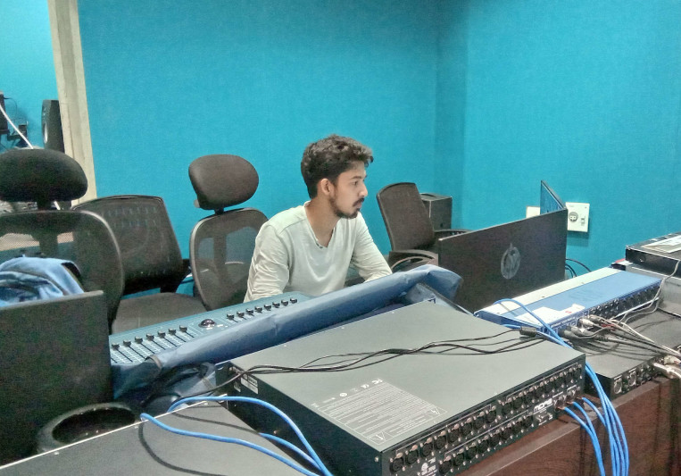 Trihangku Lahkar on SoundBetter