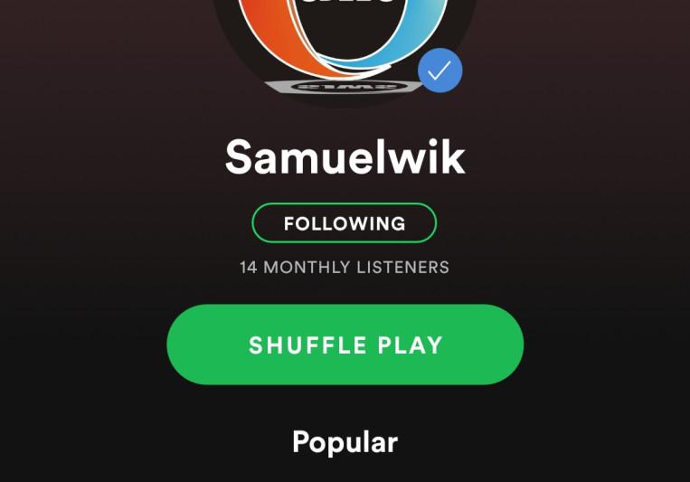 samuelwik on SoundBetter