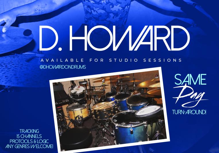 D.Howard Studios on SoundBetter