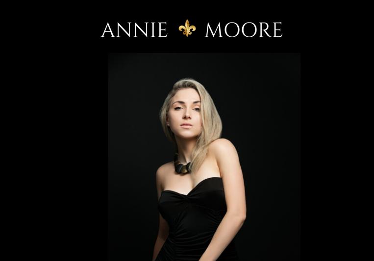 Annie Moore on SoundBetter