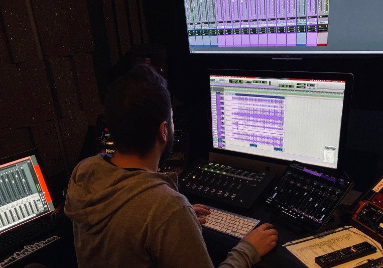 Ocean Studios on SoundBetter