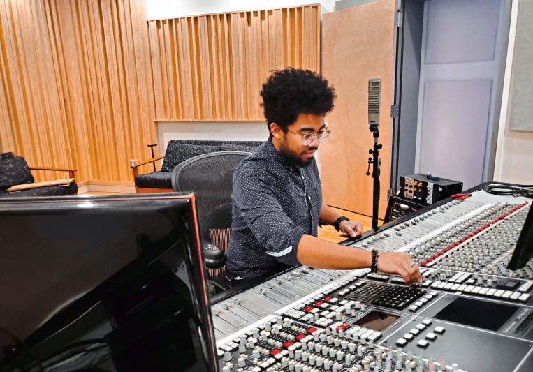 KJ McNeill on SoundBetter