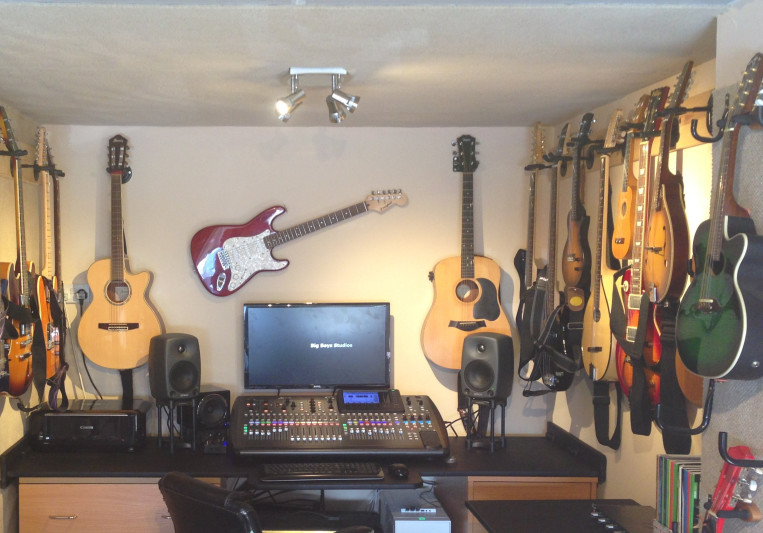 Big Boys Studios on SoundBetter