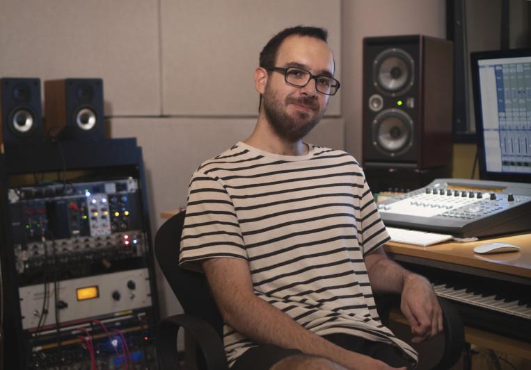 Santiago Iezzi on SoundBetter