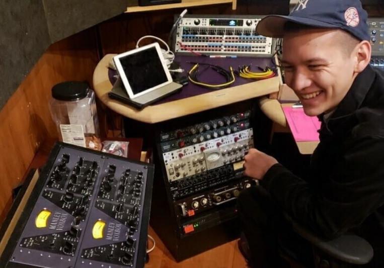 Christian Brown on SoundBetter