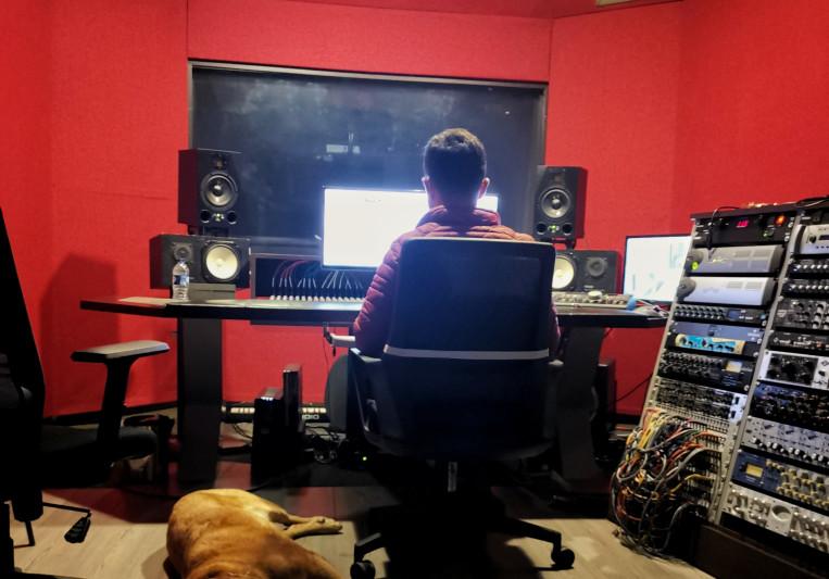 Daniel Zarate on SoundBetter