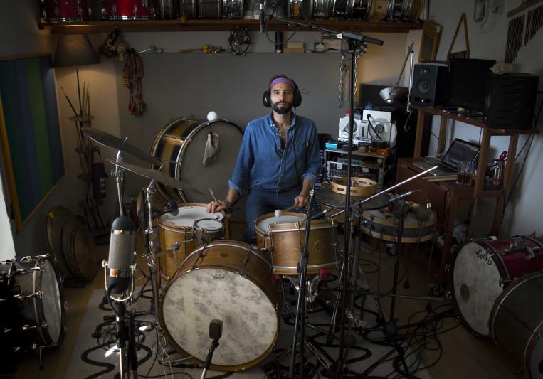 Piero Perelli DrumsPercussions on SoundBetter