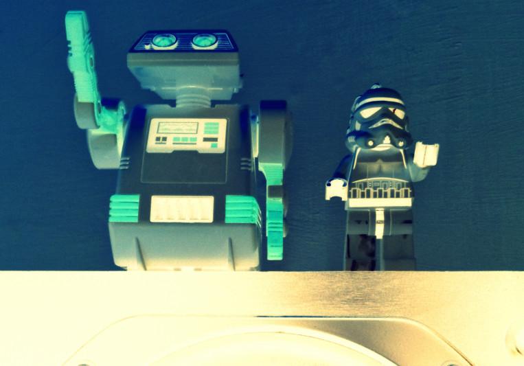 Robot Ted Studio on SoundBetter