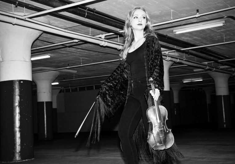 Grace Rodgers - Violinist on SoundBetter
