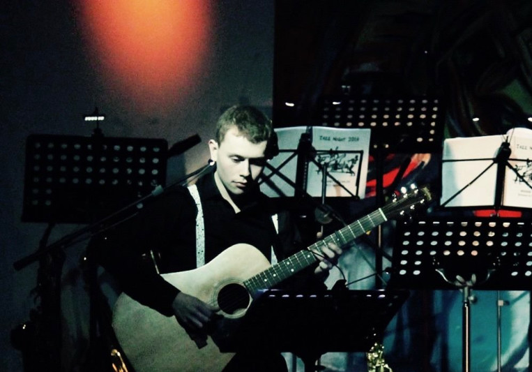 Conor Stevens on SoundBetter