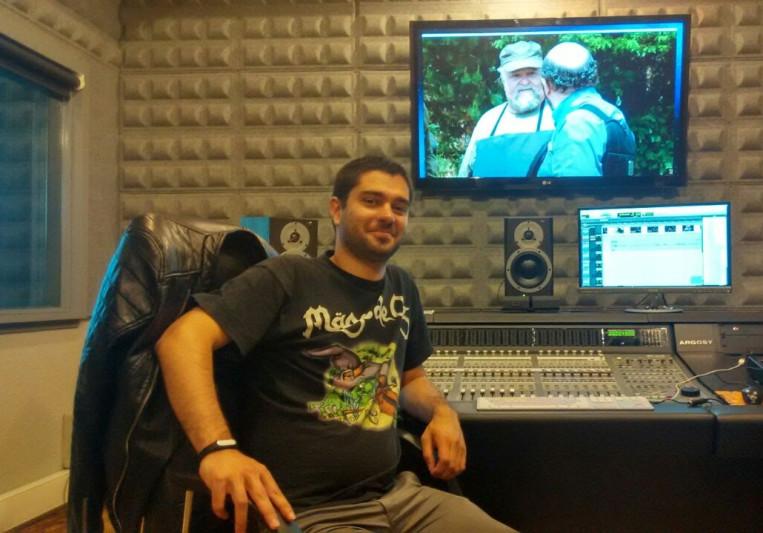 Anxo Castro on SoundBetter