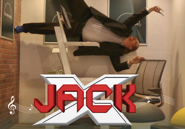 Jack X on SoundBetter
