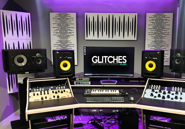 Glitches on SoundBetter