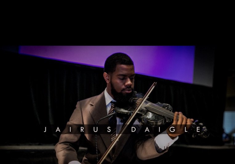 Jairus Daigle on SoundBetter