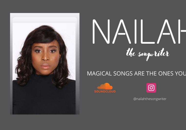 Nailah the songwriter on SoundBetter