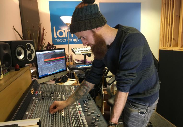 Tom Cooper on SoundBetter