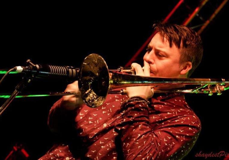 Trevor Mires Trombone on SoundBetter