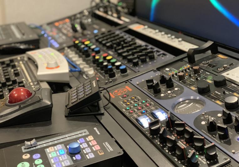 Audio Rec Room on SoundBetter