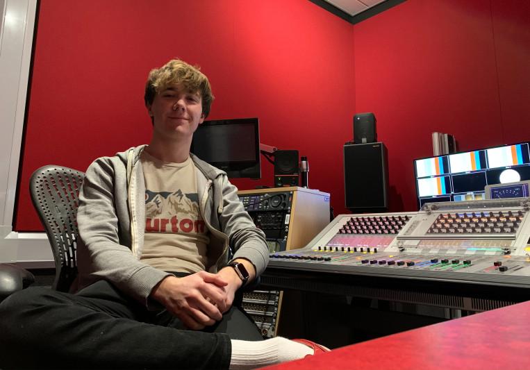 Adam Titmuss on SoundBetter
