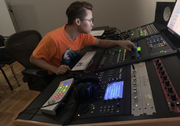 Gareth Tong on SoundBetter