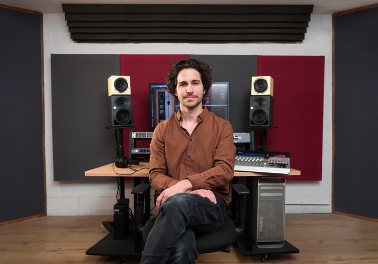 Andrés Giraldo on SoundBetter