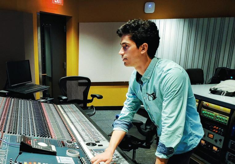 Gabe Merez on SoundBetter