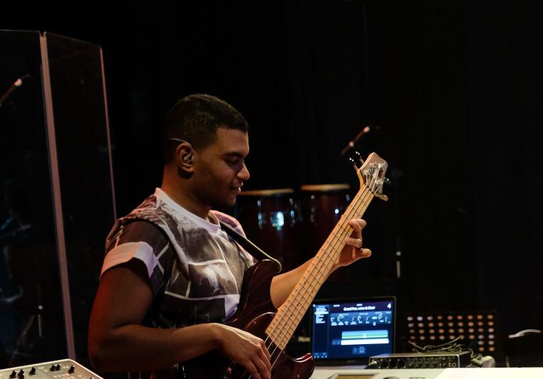Jericho Hendricks on SoundBetter
