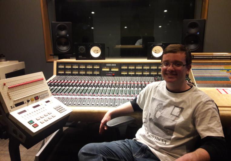Caleb Anderson on SoundBetter