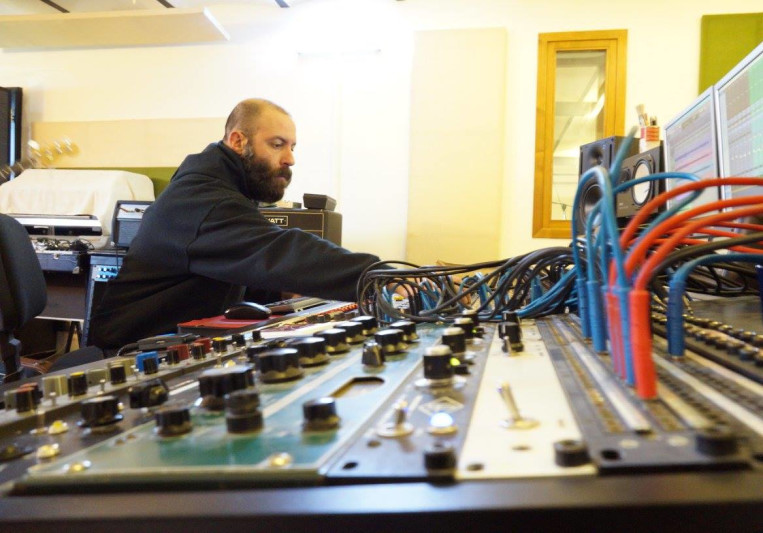 Enrico Baraldi on SoundBetter