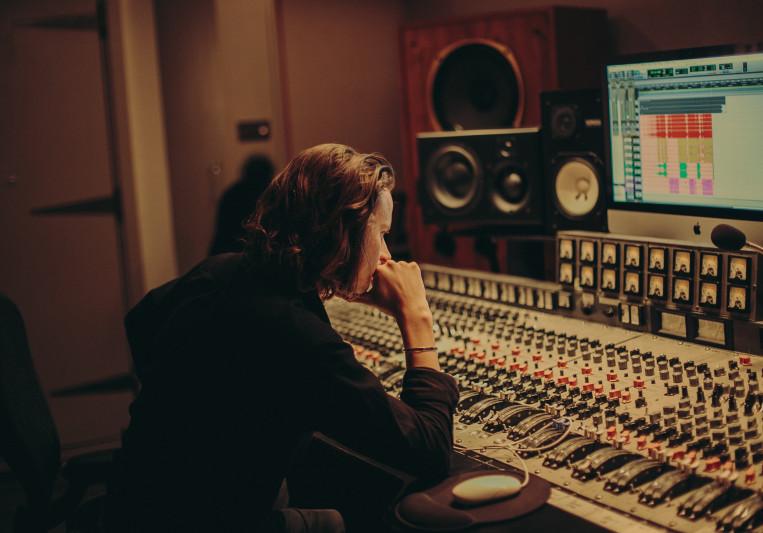 Danny Monk on SoundBetter